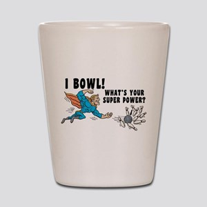 Funny I Bowl Shot Glass