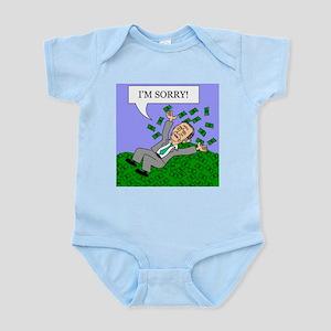 I'm sorry Infant Bodysuit