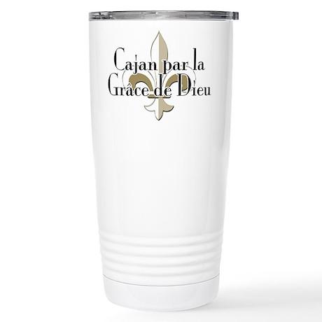 Cajan par la Grace Stainless Steel Travel Mug
