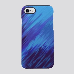 Not your everyday blues iPhone 7 Tough Case