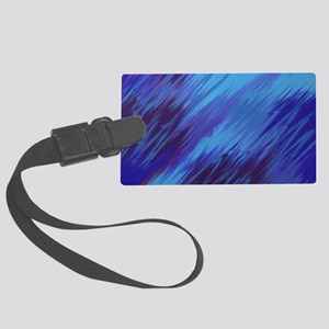 Not your everyday blues Luggage Tag