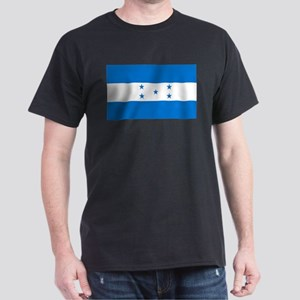 Honduran Flag Dark T-Shirt