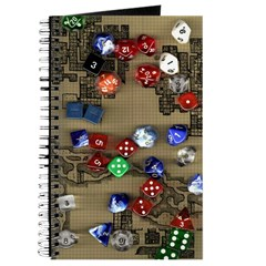Dice and Dungeon Map Journal