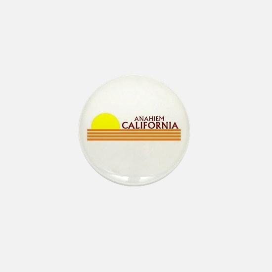 Anaheim Mini Button