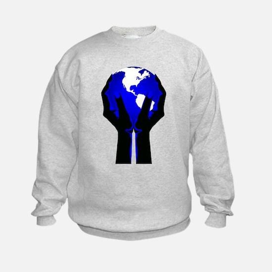 Beautiful Planet Earth Sweatshirt
