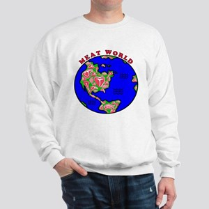 Meat World Sweatshirt