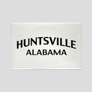 Huntsville Alabama Rectangle Magnet