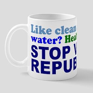 Like a Healthy Planet? Mug