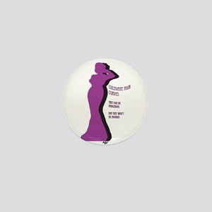 Cultivate Your Curves Mini Button