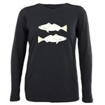 White (Sand) Seatrout T-Shirt