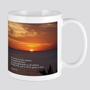 James 1:5 Mug