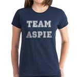 Team Aspie Women's Dark T-Shirt