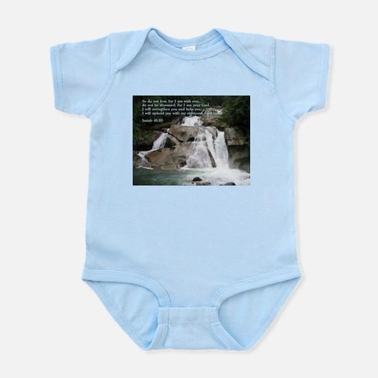 Isaiah 41:10 Infant Bodysuit