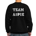 Team Aspie Sweatshirt (dark)