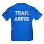 Team Aspie Kids Dark T-Shirt