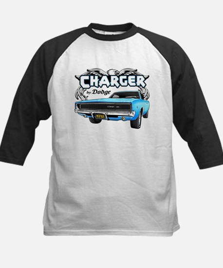 Charger - By Dodge Kids Baseball Jersey