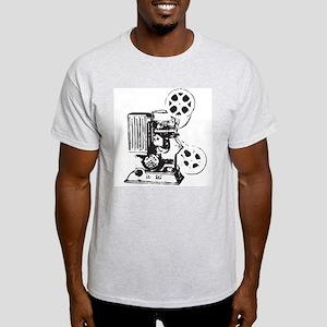 Projector Ash Grey T-Shirt