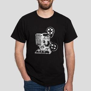 Projector Black T-Shirt