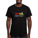 The Whisperer Occupations Men's Fitted T-Shirt (da