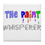 The Whisperer Occupations Tile Coaster