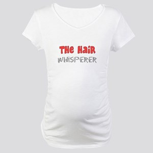 The Whisperer Occupations Maternity T-Shirt