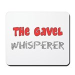 The Whisperer Occupations Mousepad