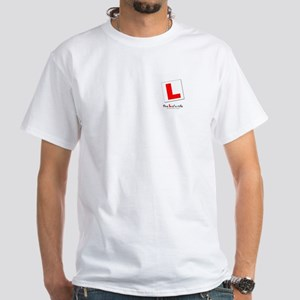 One L Of A Ride White T-Shirt