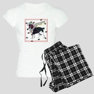 Gulliver's Angels Springer Spaniel Women's Pajamas