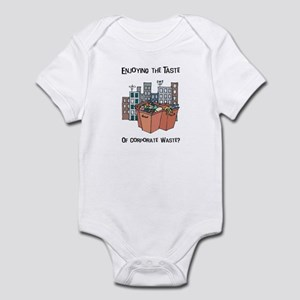 Corporate Waste Infant Creeper