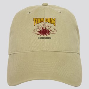 Team Dude Bowling Cap