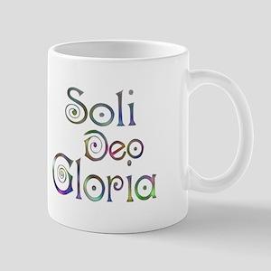 Soli Deo Gloria Mug