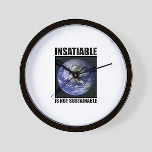 Insatiable Wall Clock