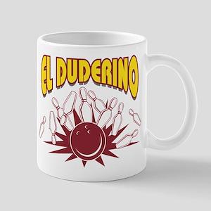 El Duderino Bowling Mug