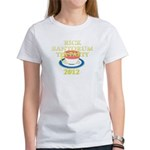 2012 ron paul tea party Women's T-Shirt