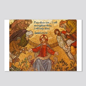 Isaiah 41:10 Postcards (Package of 8)