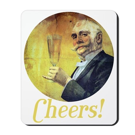 Cheers! Mousepad