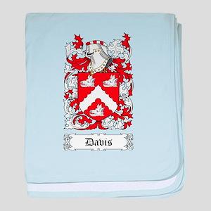 Davis baby blanket