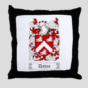 Davis Throw Pillow