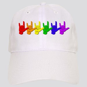 I love you - colorful Cap
