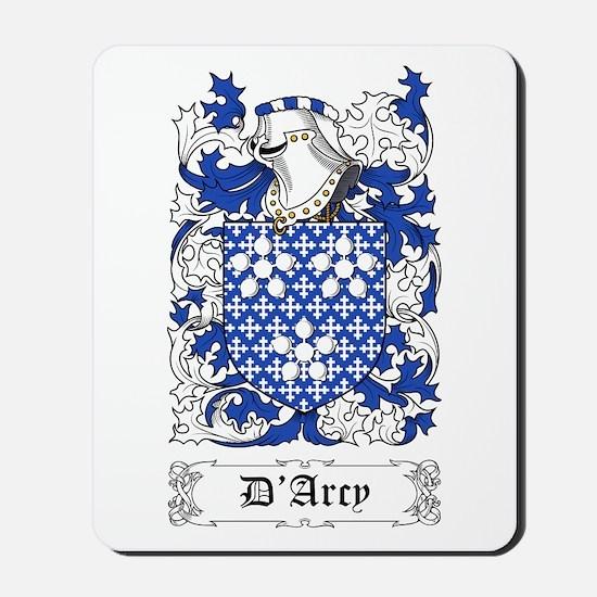 D'Arcy Mousepad