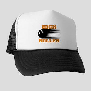High Roller Bowling Trucker Hat