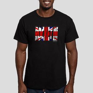 Rocket III Men's Fitted T-Shirt (dark)