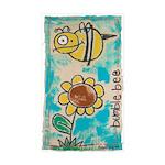Bumblebee Sticker (Rectangle 10 pk)