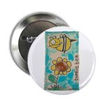 """Bumblebee 2.25"""" Button (10 pack)"""