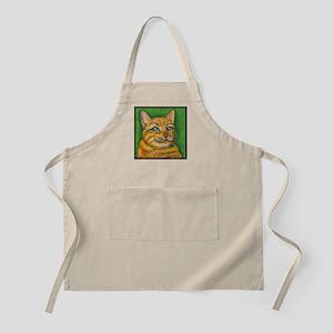 "Tabby Cat ""Dennis"" Apron"
