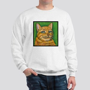 "Tabby Cat ""Dennis"" Sweatshirt"