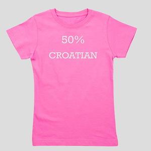 50% Croatian T-Shirt