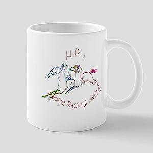HRJ - Horse Racing Junkie Mug
