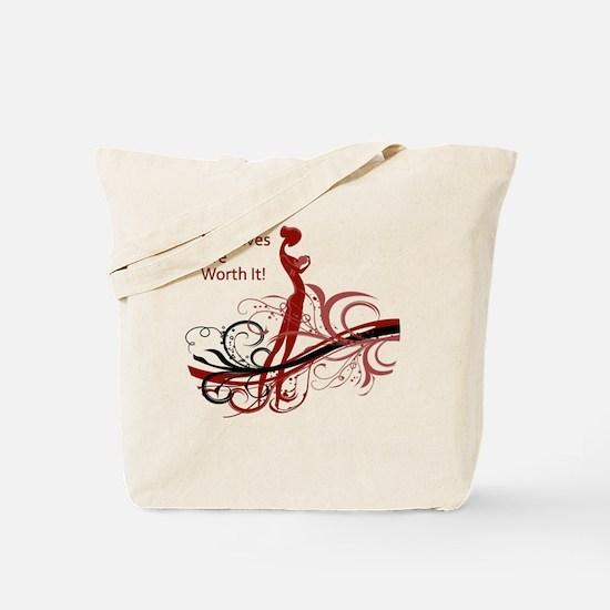 Cute Baby catcher Tote Bag