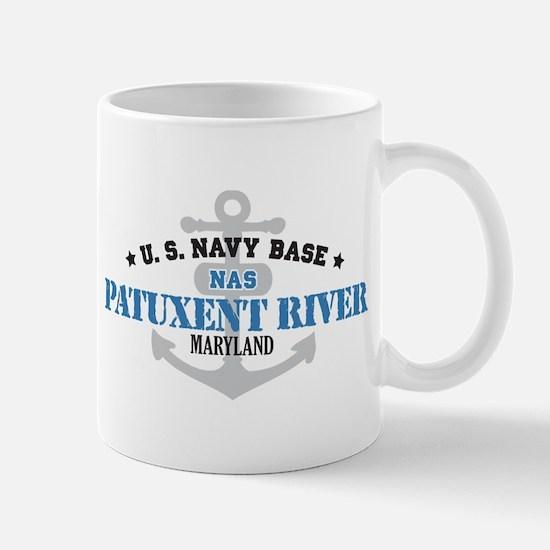 US Navy Patuxent River Base Mug